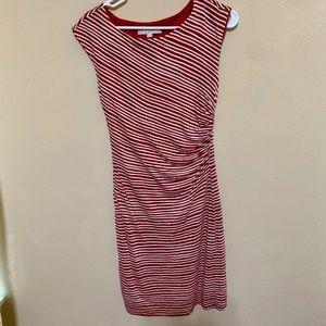 XS Loft Cotton Dress